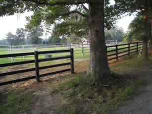 Hot Rail Htp 174 Flexible Rail Fence Installation